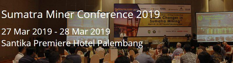 Sumatra Miner 27 -28 Maret 2019