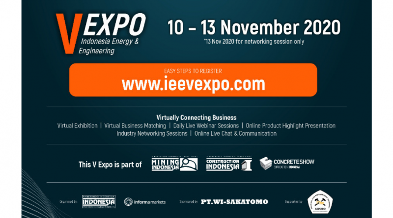VExpo Indonesia Energy & Engineering