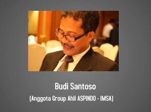 Keluarga Besar ASPINDO Berbelasungkawa atas meninggalnya Budi Santoso (Anggota Grup Ahli ASPINDO)