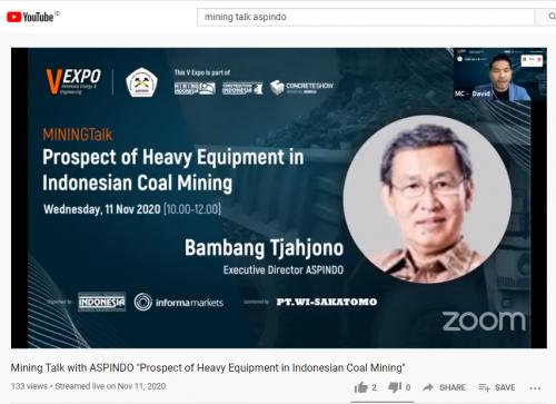 mining talk 11 nov 2020